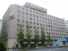 武田薬品工業の本社ビル(Photo by Lombroso/ Wikimedia Commons)